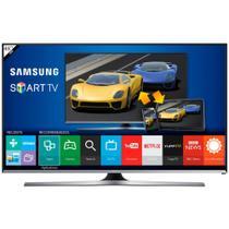 Smart TV LED 48 Polegadas Samsung Full HD 3 HDMI 2 USB Wi-Fi 240Hz - UN48J5500AGXZD -