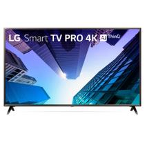 Smart TV LED 49 4K LG, Conversor Digital, 3 HDMI, 2 USB, Wi-Fi, HDR, ThinQ - 49UK631C