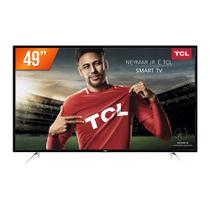 Smart TV LED 49 Full HD Semp TCL L49S4900FS 3HDMI 2USB com Wifi e Conversor Digital Integrados - Toshiba