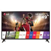"Smart TV LED 49"" LG 49LJ5550, Full HD, Wi-Fi, HDMI, USB -"