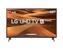 "Smart TV LED 49"" LG UHD 4K ThinQ AI TV HDR webOS 4.5 Wi-Fi 3HDMI 2USB -"