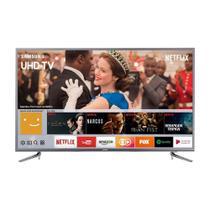 Smart TV LED 49 Polegadas Samsung 49MU6120 Ultra HD 4k 3 HDMI 2 USB Wi-Fi HDR Premium - Samsung Audio E Video