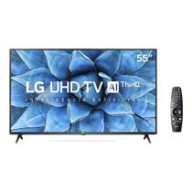 "Smart TV LED 4K UHD 55""LG 55UN7310 Conversor Wi-Fi HDMI USB -"