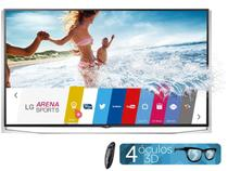 "Smart TV LED 4k Ultra HD 3D 84"" LG 84UB9800  - Conversor Integrado 4 HDMI 3 USB Wi-Fi 4 Óculos"