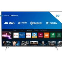 "Smart TV LED 50"" 4K Philips 50PUG6654/78 com HDR Dolby Vision Dolby Atmos Wi-Fi Quad Core Bluetooth -"