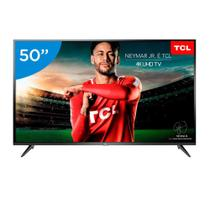 Smart TV LED 50 4K Semp Toshiba Entradas USB HDMI 50P65US