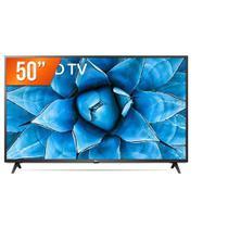 """Smart TV LED 50"""" 4K UHD LG 50UN731C 3 HDMI 2 USB Wi-Fi -"""