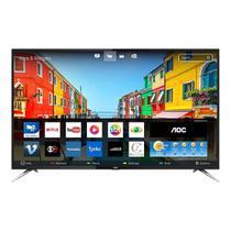 "Smart TV LED 50"" AOC LE50U7970S 4K UHD com Wi-Fi, 2 USB, 4 HDMI, Sleep Timer e 60Hz -"