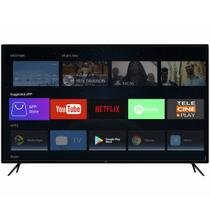 "Smart TV LED 50"" HQ HQSTV50NY Ultra HD 4K Netflix Youtube 3 HDMI 2 USB Wi-Fi -"
