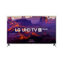 """Smart TV LED 50"""" LG 50UK6510 UHD 4k Conversor 4 HDMI 2 USB -"""