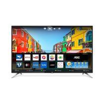 Smart TV LED 50 Polegadas AOC LE50U7970S HD 4K Wi-fi 4 HDMI USB -