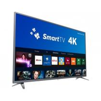 Smart TV LED 50 Polegadas Philips 50PUG651378 Ultra HD 4k com Conversor Digital 3 HDMI 2 USB Wi-Fi 60hz