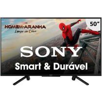 Smart TV LED 50 Sony KDL 50W665F Full HD Wi-Fi HDR 2 HDMI 2 USB -