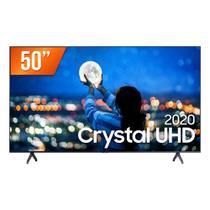 "Smart TV LED 50"" UHD 4K Samsung 50TU7000 Crystal UHD 2 HDMI 1 USB Wi-Fi -"
