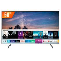 """Smart TV LED 50"""" Ultra HD 4K Samsung RU7100 3 HDMI 2 USB Wi-Fi iTunes -"""
