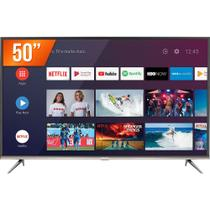 "Smart TV LED 50"" Ultra HD 4K Semp 50SK8300 3 HDMI 2 USB -"