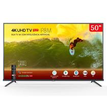 "Smart TV LED 50"" Ultra HD 4K TCL 50P8M Android 3 HDMI 2 USB Wi-Fi"