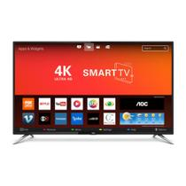 Smart TV LED 55 AOC LE55U7970S (4K, Ultra HD, Wi-Fi, 2 USB, 4 HDMI) -