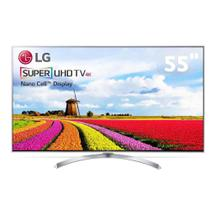"Smart TV LED 55"" LG 55SJ8000, Ultra HD 4K, Wi-Fi, HDR, HDMI, USB -"