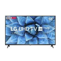 """Smart TV LED 55"""" LG 55UN7310PSC 4K UHD HDR com WiFi, 2 USB, 3 HDMI, Inteligência Artificial, Smart Magic, Assistente Alexa 60hz -"""