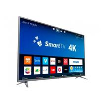 Smart TV LED 55 Polegadas Philips 55PUG6513 Ultra HD 4K 3 HDMI 2 USB