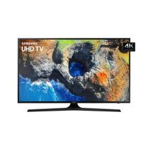 Smart TV LED 55 Polegadas Samsung UN55MU6100GXZD Ultra HD 4K 3 HDMI 2 USB