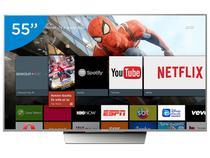 "Smart TV LED 55"" Sony 4K Full HD XBR-55X855D - Wi-Fi HDMI USB"