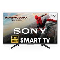 "Smart TV LED 55"" Sony 4K HDR KD-55X705, Wi-Fi, 3 USB, 3 HDMI, Motionflow XR 240 -"