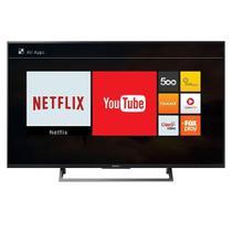"Smart TV LED 55"" Sony KD-55X705E 4K Ultra HD HDR Wi-Fi 3 USB 3 HDMI Motionflow X-Reality PRO -"