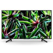"""Smart Tv Led 55"""" Sony Kd-55x705g Ultra Hd 4k 3 Hdmi 3 Usb Wi-Fi Preta -"""
