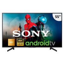 "Smart TV LED 55"" Sony XBR-55X805G UHD 4K, Wi-Fi Integrado, 3 USB, 4 HDMI, Android TV -"