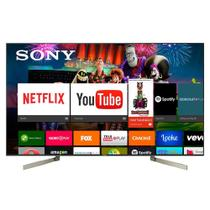 """Smart TV LED 55"""" Sony  XBR-55X905 4K HDR com Android, Wi-Fi, 3 USB, 4 HDMI,X-Motion ,X-Tended Dynamic, Controle Comando de Voz -"""
