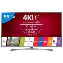 Smart TV LED 55 UHD 4K LG 55UJ6585 -