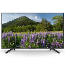 "Smart TV LED 55"" UHD 4K Sony BRAVIA KD-55X705F com HDR, X-Reality Pro, HDMI e USB -"
