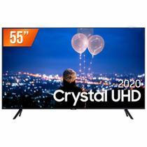 "Smart TV LED 55"" Ultra HD 4K Samsung 55TU8000 Crystal 3 HDMI 2 USB Bluetooth -"