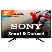"""Smart TV LED 55"""" Ultra HD 4K Sony KD-55X705F 3 HDMI 3 USB Wi-Fi -"""