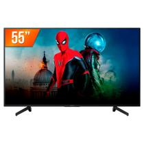 """Smart TV LED 55"""" Ultra HD 4K Sony XBR55 X805G Android TV 4 HDMI 3 USB -"""