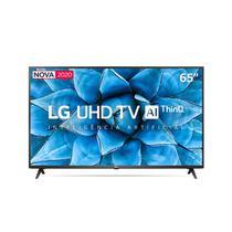 "Smart TV LED 65"" 4K LG UHD HDR, ThinQ AI Alexa 3 HDMI 2 USB Wi-Fi, Bluetooth -"