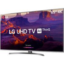 """Smart TV LED 65"""" LG UK6530 UHD 4K, HDR10, Wide Color, 4 HDMI, 2 USB -"""