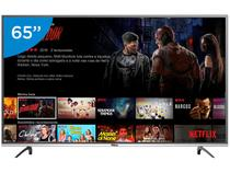 "Smart TV LED 65"" Philco 4K/Ultra HD PTV65F60DSWN - Conversor Digital Wi-Fi 3 HDMI 2 USB"
