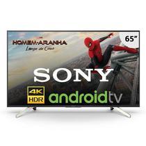 "Smart TV LED 65"" Sony KD-65X755F, 4K UHD, 4 HDMI, 3 USB, Wi-Fi Integrado -"