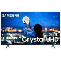 "Smart TV LED 65"" UHD 4K Samsung LH65BETHV Crystal UHD, HDR, Borda Infinita, Controle Remoto Único, Bluetooth - 2020 -"