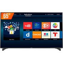 "Smart TV LED 65"" Ultra HD 4K Panasonic TC-65DX900B 4 HDMI 3 USB Wi-Fi -"