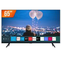 "Smart TV LED 65"" Ultra HD 4K Samsung 65TU8000 Crystal 3 HDMI 2 USB -"