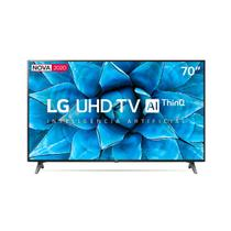 "Smart TV LED 70"" 4K LG 70UN7310 com Inteligência Artificial ThinQ AI, Controle Smart Magic, HDR 10 Pro e Alexa -"