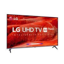 """Smart TV LED 75"""" LG 75UM7510, UHD 4K, ThinQ AI, WebOS 4.5, Quad Core, HDR Ativo, 2 USB, 4 HDMI -"""