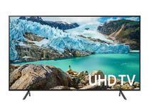 """Smart TV LED 75"""" Samsung 75RU7100 Ultra HD 4K com Conversor Digital 3 HDMI 2 USB Wi-Fi Visual Livre de Cabos Controle Remoto Único e Bluetooth -"""