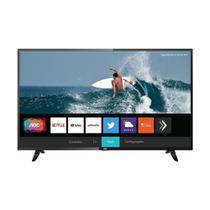 "Smart TV LED AOC 32"" 32S5295/78G, HD HDR, Wi-Fi, USB, HDMI, Botoes Netflix/Youtube, 60 Hz -"