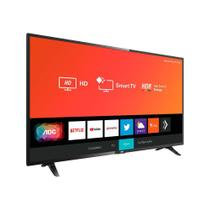 Smart TV Led AOC 32 Polegadas Wi-Fi Entrada HDMI USB