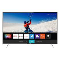 "Smart TV LED AOC 50"" 50U6295/78G 4K com Wi-Fi, 2 USB, 3 HDMI e 60 Hz -"